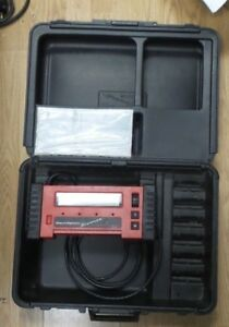 Ma4 Snap On Mt2500 Diagnostics Scanner As Is