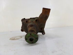Oliver Super 55 Tractor Water Pump spins Freely