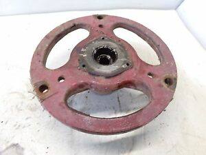 Farmall 350 Diesel Tractor Front Wheel Hubs