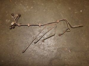 Oliver 88 Diesel Tractor Injecter Lines