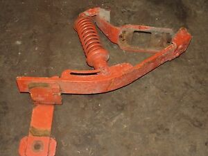 Allis Chalmers Wd Wd 45 Seat Base