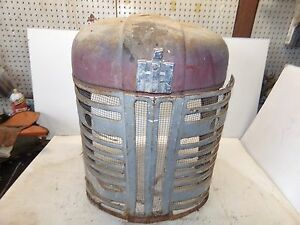 Farmall 350 Diesel Tractor Front Grill
