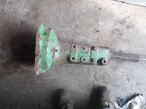 John Deere H Tractor Left Rear Axle And Housing