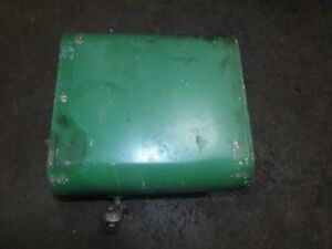 Oliver 88 Tractor Clean Gas Tank