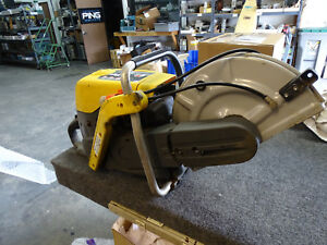 Wacker Neuson 14 Cut off Saw Bts 635s For Repair Parts