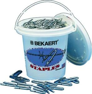 Barbed Staples