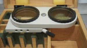 Two Objective Carrier W F 300 And F 400 For Surgical Microscope colposcope