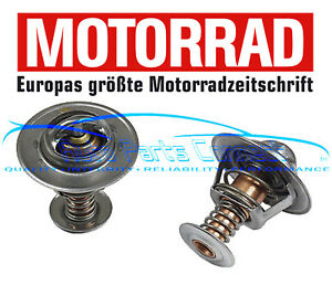 Motorad Engine Coolant Thermostat For Mazda 2 626 Mpv Mx 3 Mx 6 Millenia Protege