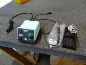 Weller Wes51 Soldering Station W Pes51 Iron Stand New Without Box