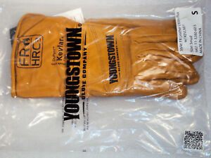 Youngstown Fr Hrc3 Waterproof Leather Utility Plus Gloves Size Small W Kevlar S