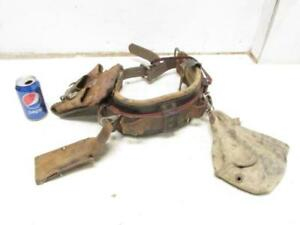 Klein Tools 5282n22 Lineman Pole Tree Climbing Body Safety Tool Belt Size 37 45