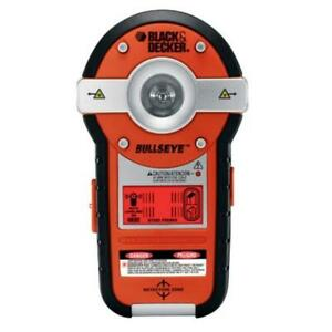 Black Decker Power Tools Bullseye Auto leveling Laser With Stud Sensor Bdl190s
