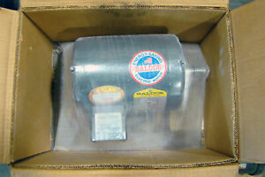 Baldor 1 1 4hp Electric Motor 1725rpm 460v M1204t
