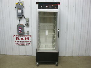 Hatco Pfst 1x Heated Holding Cabinet Pizza Box Warmer Display Case