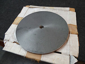 Kemet Hyprez Engis 12 Round Tin Lapping Polishing Plate