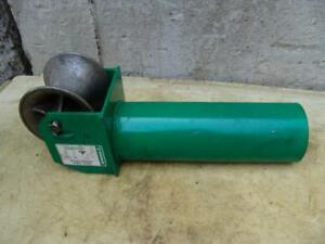 Greenlee 441 5 Cable Tugger Puller Feeding Sheave 4 Mint Condition
