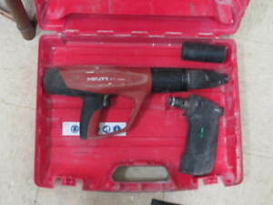 Hilti Dx460 Powder Actuated Fastening Tool