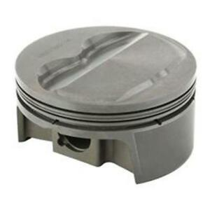 Chevy 350 Inverted Dome Powerpak Pistons 040 Inch Oversize