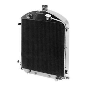 Walker C 487 1 Cobra 1928 1929 Ford Model A Radiator For Chevy Engine