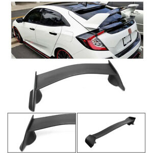 For Honda Civic 16 up Hatchback Type R Style Rear Trunk Wing Spoiler 2016 2017