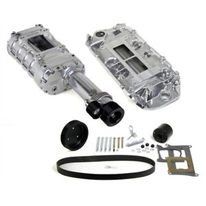 Weiand 7751 1 Pro street Supercharger Kit Chevy Big Block