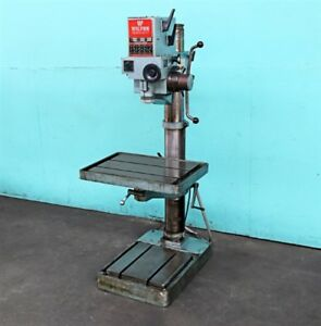 Wilton 25 2 speed Powerfeed Drill Press 24503