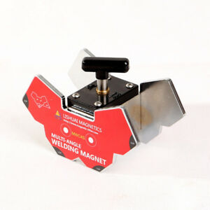 Mwc4s Small Welding Magnet Holder Magnetic Clamp On off Multi angle Switch