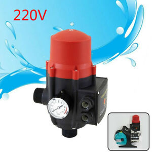 220v Electronic Switch Control Water Pump Pressure Automatic Controller Yxf 05