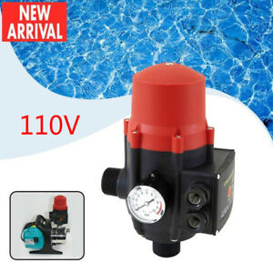 110v Electronic Switch Control Water Pump Pressure Automatic Controller Yxf 05