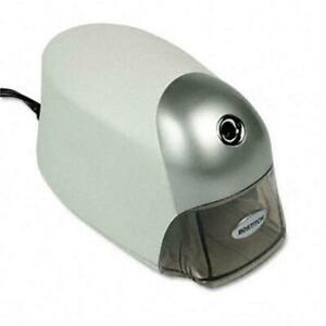 Stanley Bostitch Eps8hdgry Executive Desktop Pencil Sharpener Gray