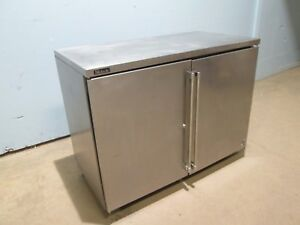 perlick H d Commercial S s nsf Under Counter Back Bar Liquor wine Cabinet