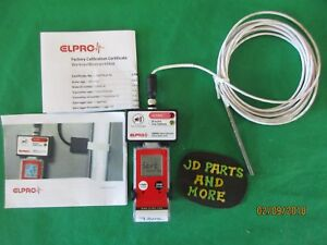 New Elpro Libero Usb Data Logger For Ultra low Freezer Monitoring Te1 py 800020