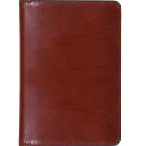 Scully Italian Leather Desk Size Weekly Planner Business Accessorie New