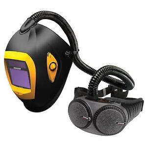 Jackson Safety Airmax Elite Papr With Bh3 Air Head Top 40839 Purify Respirator