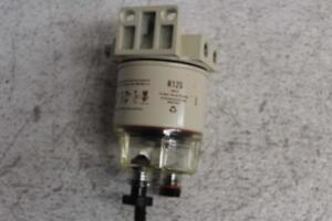 Racor Parker 120as R12s 15gph 2 Micron Spin On Fuel Filter Water Separator