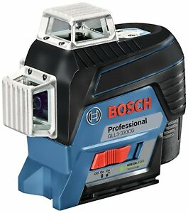 Bosch 12v 360 Degree Connected 3 Plane Leveling And Alignment Line Laser