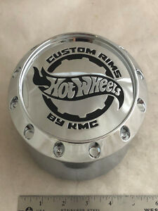 Hot Wheels Custom Wheel Rim Chrome Hub Hubcap Cover Center Cap 905k131 8 Lug Kmc