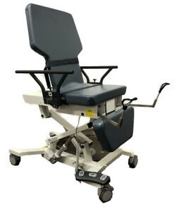 Biodex Ultrasound Pro Table 058 720 Height Adjustable Mobile New Remote