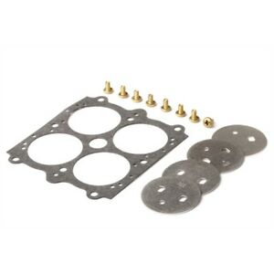Holley 26 96 Throttle Plate Kit 1 11 16 Inch Plate Diameter