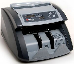 Bill Counter Cassida 5520 Uv And Mg Currency Counter