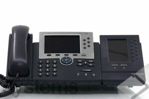 Cisco 281oz Ip Phone Phone System telephone 7916 Expansion Module Cp 281oz