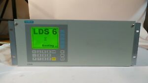 Used Siemens Lds 6 In situ Laser Process Multi gas Analyzer 4007 1026 Rev R2b