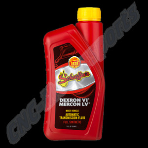 0205a Schaeffers Dexron Vi Mercon Lv Automatic Transmission Fluid