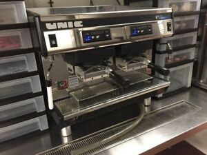 Unic Phoenix Expresso Machine For Sale Mint Condition Great Price