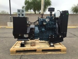 New 50kw Mobile Generator Perfect For Spray Foam Rigs