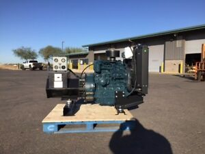 New 30kw Generator Perfect For Spray Foam Rigs