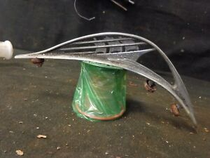 1937 Plymouth Hood Ornament Oem Used Take Off With Patina