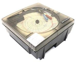 Dickson Th622 Temperature Humidity Chart Recorder Sn 13196160