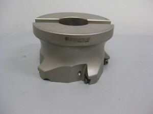 Ingersoll Indexable Face Mill 4 5fl 5h6g 40r 3022781