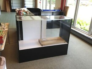 Glass Display Case 48 By 38
